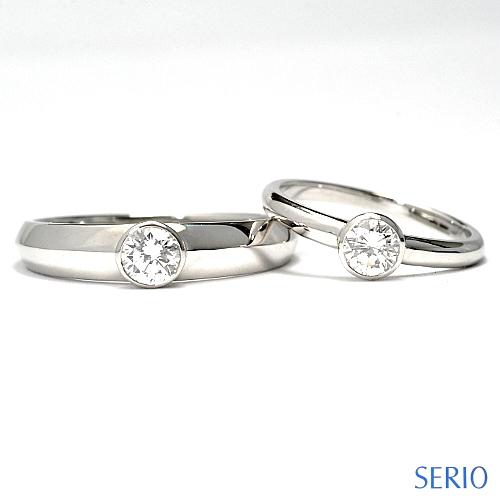 フルオーダーメイド・結婚指輪