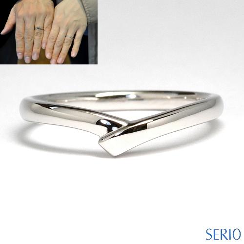 セミオーダー・マリッジリング(結婚指輪)男性用